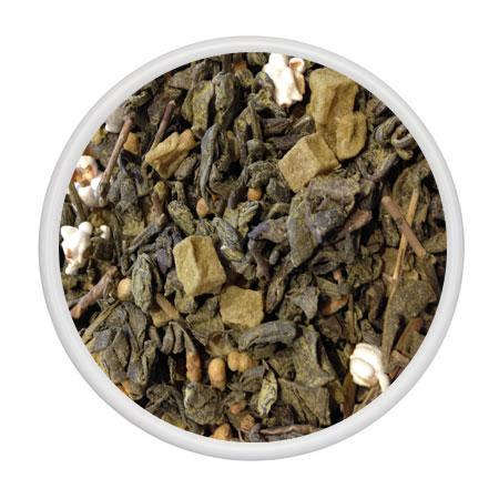 Pineapple & Matcha Green Tea