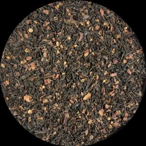 hot fudge black tea
